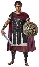 Roman Gladiator Soldier Warrior Hercules Medieval Men Costume
