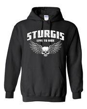 Sturgis HOODIE - S - 5XL - Harley Davidson Biker