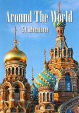 Around the World: 52 Adventures (DVD, 2012) NEW