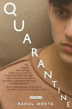 Quarantine: Stories by Mehta, Rahul