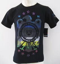 HURLEY 'FREE RADICAL' Mens Premium T-shirt Top Tee Size S M L XL XXL black fox