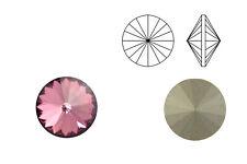 Swarovski Crystals® Rivoli (1122) crystal antiquepink, SS39 - 8 mm | Menge wählb