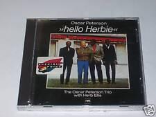 CD - OSCAR PETERSON TRIO - HELLO HERBIE - Mps - NUOVO