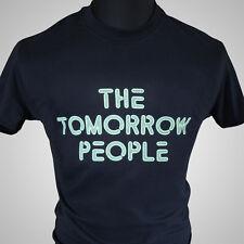 Le peuple demain série TV rétro t shirt cool 70's sci fi vintage