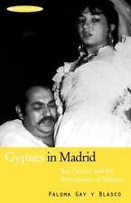 GYPSIES IN MADRID - NEW PAPERBACK BOOK