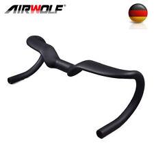 Airwolf Carbon Rennrad Lenker UD schwarz Rennrad Aero Bars 31,8 * 400/420/440mm