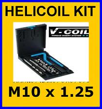 10.0mm x 1.25p HELICOIL V-COIL THREAD REPAIR KIT