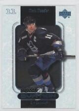 1999-00 Upper Deck Ovation #58 Mark Messier Vancouver Canucks Hockey Card