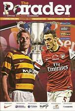 2012/13 - BRADFORD CITY v ARSENAL (CAPITAL ONE CUP QUARTER-FINAL)