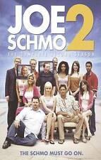 JOE SCHMO 2 - The Complete 2nd Second Season (DVD SET) faux reality show NEW