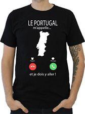 T-SHIRT HOMME LE PORTUGAL M'APPELLE...