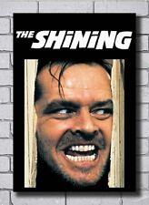 RT050 Vintage Gift the Shining Movie Classic Horror Film Poster Art Print