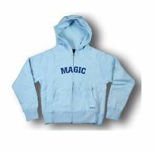 Reebok NBA-4-Her Junior Women's Orlando Magic Glam Hoodie Hooded Sweatshirt