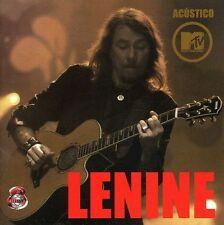 LENINE (OSVALDO LENINE MACEDO PIMENTEL) - LENINE ACUSTICO MTV NEW CD