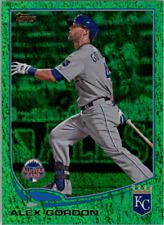 2013 Topps Update Emerald Baseball Singles - You Choose
