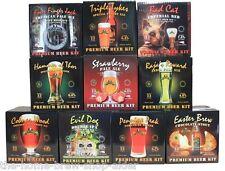Bulldog Brews Craft Beer Kits - Home Brewing - Beer making -  Full Range