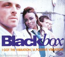 BLACKBOX - I Got The Vibration/A Positive Vibration (UK 4 Tk CD Single)
