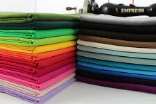 21 Wale Babycord Fabric 140cm wide 100% Cotton Corduroy