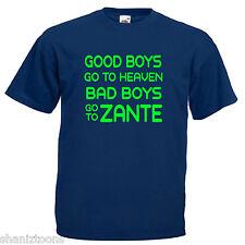 Bad Boys Zante Adults Mens T Shirt