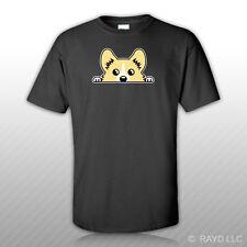 Pembroke Welsh Corgi T-Shirt Tee Shirt Free Sticker Cardigan