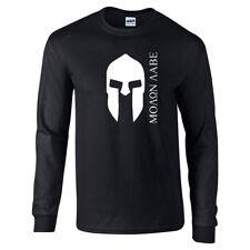 Greek Molon labe Long Sleeve T-Shirt