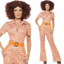 70s Hippy Costume Hippie Fancy Dress 1970s