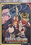 Gurren Lagann Complete TV DVD Collection 27 Ep. 6 Disc Anime Legends Series Set