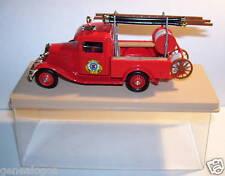 ELIGOR FORD V8 1934 SERVICE POMPIERS WASHINGTON FIRE POLICE REF 1084 1/43 BOX A
