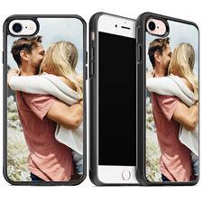 PERSONALISED CUSTOM PRINTED Phone Case for iPhone 7 & 7 Plus X Plastic/Rubber SE