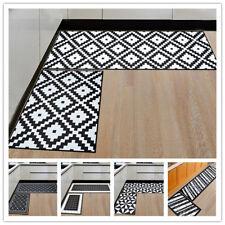 Floor Mat Non Slip Bedroom Kitchen Bath Carpet Rug Indoor Doormat Home Decor