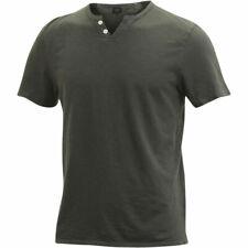 b751cba7 Joe's Jeans Wintz Short Sleeve Slub Cotton Henley Shirt