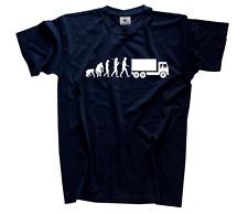 Standard Edition Trucker Evolution Fernfahrer LKW Truck Fahrer T-Shirt S-XXXL