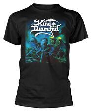 King Diamond 'Abigail' (Black) T-Shirt - NEW & OFFICIAL!