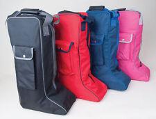 Rhinegold Long Boot Bag Riding Boot Storage Bag
