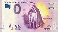 NL - Monarchs of the Netherlands - Koning Willem I - 2020