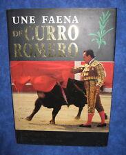 UNE FAENA DE CURRO ROMERO / LUCIEN CLERGUE-J.-M. MAGNAN