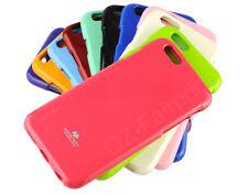 Mercury Goospery Glitter Soft TPU Rubber Case Cover iPhone 5/SE/6/7/8/X/S Plus
