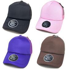 NEU Truckercap Snapback Basecap Cap Kappe Toxic uni Farben schwarz rosa violett