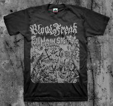Bloodfreak 'Full Moon' T shirt (Gore Grind Carcass Aborted Razorback Impetigo)