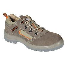 Portwest fc52 composite Lite Reno Low Cut Plastique Chaussures de Sécurité S1P Beige Toe Cap
