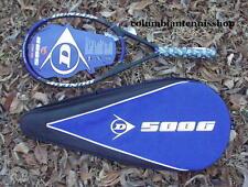 2 New Dunlop 500G Hotmelt 102 500 G tennis racket $189 increase sweet spot promo