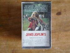 JANIS JOPLIN Greatest hits 32190 k7