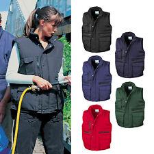 Result Work-Guard Lance Windproof Bodywarmer (R127X) - Workwear Gilet Jacket