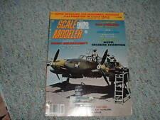 Scale Modeler Auto  Magazine Nov 1984 3 hole punched