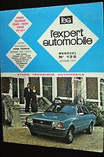 Revue technique automobile Ford Taunus 1300/1600/2000 N° 136