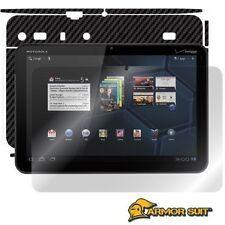 ArmorSuit MilitaryShield Motorola XOOM Screen Protector + Black Carbon Fiber