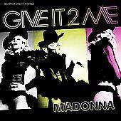 Madonna CD Single Give It 2 Me [Remixes] [Maxi Single] 8 Tracks FREE SHIPPING