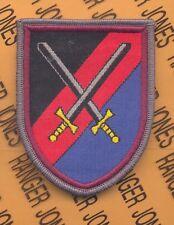 BRD GERMAN ARMY Abwehrbrigade NBC CBRNE Defense Bde SSI patch
