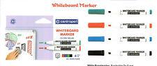 Centropen  Boardmarker Whiteboard Keilspitze oder Rundspitze