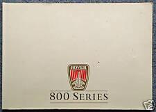 ROVER 820 S i proprietari manuale di manutenzione manuale 1986